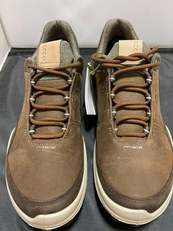 Ecco M Golf Biom Hybrid 3 Shoes - Camel Yak, Size 8-8.5 US