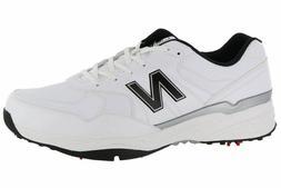 New Balance Men's 1701 Golf Shoe White/Black