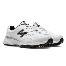 New Balance Men's 1701 Golf Shoes - White/Black