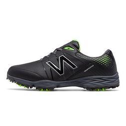 New Balance Men's 2004 Golf Shoes - Black/Green