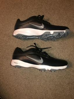 Nike Men's Air Zoom Rival 5 Golf Shoes Size9 Black/Gray 8789