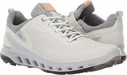 ECCO Men's Biom Cool Pro Gore-tex Golf Shoe, White, Size 10.