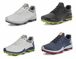 ECCO Men's Biom G3 Gore-TEX Golf Shoe - New 2020 - Pick Colo