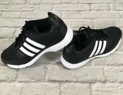 Adidas Men's Black White Tech Response 7 Golf Shoes F33550