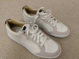 Ashworth Men's Cardiff Leather Golf Shoes Size 9 US 42 2/3 E