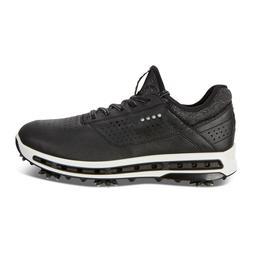 Ecco Men's Cool 18 GTX Mid Golf Shoes Sizes 12 13 Black Whit