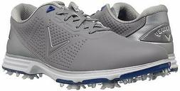 Callaway Men's Coronado Lace-Up Golf Shoes Grey/Blue Size 10