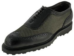 Allen Edmonds Men's Double Eagle Golf Shoe Black Style 8411