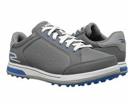 Skechers Men's Go Golf Drive 2 Relaxed Fit Golf Shoes - Char