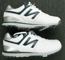 New Balance Men's Golf Shoes 574 8 4E NIB NBG574WN
