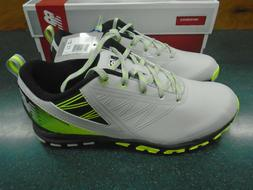 New Balance Men's Golf Shoes Minimus SL Grey/Green Size 11 2