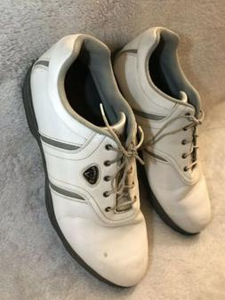 Callaway Men's Golf Shoes Size 10 1/2 CHEV18 Comfort White S
