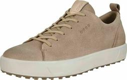 ECCO Men's Golf Soft Hydromax Sneaker in Navajo Brown - Sz 4
