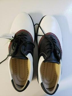 Ecco Men's Goretex Golf Shoes Size 41