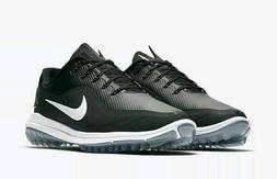 Nike Men's Lunar Control Vapor 2 Golf Shoe Black White 89963