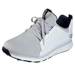 Skechers Men's Mojo Waterproof Golf Shoes  - WHITE/GRAY