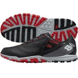New Balance Men's NBG1006 Minimus SL Golf Shoes - Black/Red