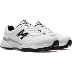men s nbg1701 spiked golf shoe white