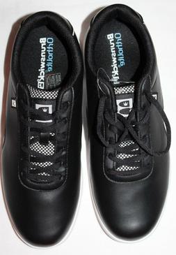 Brunswick Men's Prelude Lite Black Bowling Shoes Size 10.5 M
