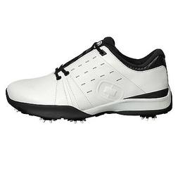 OGIO Men's RACE SPIKED Golf Shoes - White