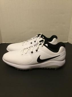 Nike Men's Size 10 Vapor Pro Golf Shoes White/Black AQ2197-1