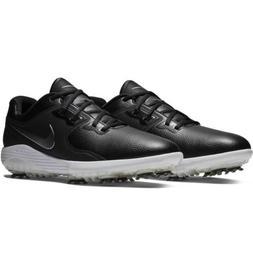 Nike Men's Size 11 Vapor Pro Golf Shoes Black/White/Metallic