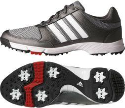 Adidas Men's Size 8 Tech Response 4.0 Golf Shoes Grey Iron M