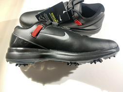 Nike Men's Tiger Woods TW71 Fastfit Golf Shoes Black sz 12 C