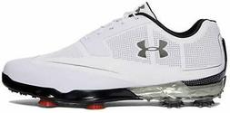Under Armour Men's Tour Tips Golf Shoe, White (102 - Choose