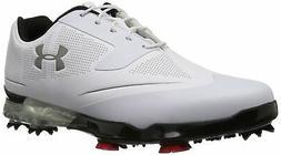 Under Armour Men's Tour Tips Golf Shoe, White (102 - Choose