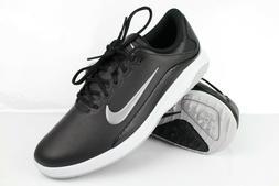 Nike Men's Vapor Pro Golf Shoes Black Silver White AQ2302 00