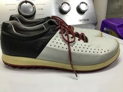 Men's ECCO Biom Golf Shoes USA Size 12 Euro Size 45 LOOK!