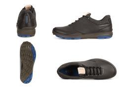 Ecco Mens Biom Hybrid 3 Black/Bermuda Blue Gore-Tex 42 EU 8-