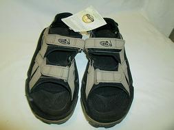 Mens BITE Tan Golf Sandals Double X-TG #3103C Exodus Series