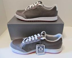 Ashworth Mens Cardiff WD Golf Shoes  Dark Grey/Neutral Grey