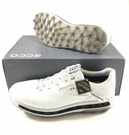 ECCO Mens Cool Pro Spikeless Golf Shoes Size 12-12.5 EU 46 W