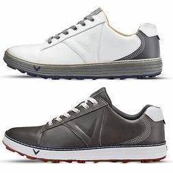 Callaway Golf Mens Delmar Retro Opti-Soft Ortholite Soft Gol