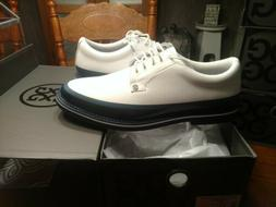 Mens G Fore Golf Shoes Tuxedo Gallivanter Size 12 Brand New