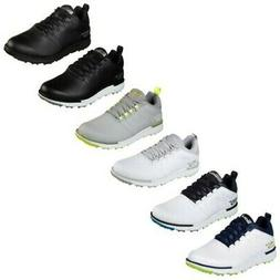 Skechers Mens Go Golf Elite V3 Golf Shoes Spikeless Leather