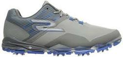 Skechers Mens  Go Golf Focus 54506/GYBL BLUE/GREY