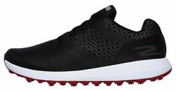 Skechers Mens GO Golf Max Golf Shoes 54542 BKRD Black/Red Ne