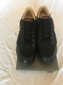 Mens Golf Shoes Sz 11 Ashworth Cardiff Black NIB