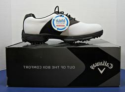 Mens Callaway Golf XTT LT Saddle Shoe Size 11.5 M New in Box