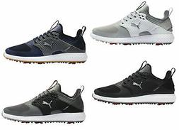 PUMA MENS IGNITE PWRADAPT CAGED GOLF SHOES WIDE - NEW 2020 -