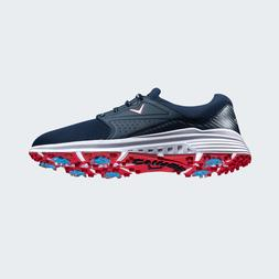 mens imperial navy golf shoes
