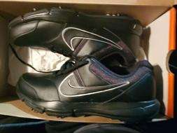 Men's SIZE 10,10.5,11,12 NIKE DURASPORT 4 black Leather go