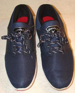 Mens size 10 Callaway Golf Shoes CG123NR Nice