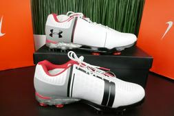 Under Armour Mens Spieth One Extra Wide Golf Shoes 1299226-1