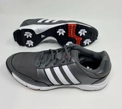 Adidas Mens Tech Response Golf Shoes Q44682 11.5 Wide Metall