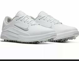 Nike Mens Vapor Golf Shoes NEW AQ2302-100 - Size 11 White/Gr
